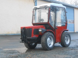 Carraro Tigertrac 2500